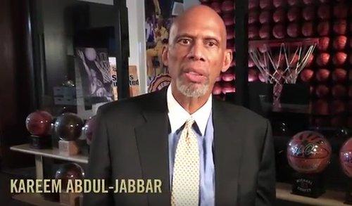 Kareem Abdul Jabbar screen shot